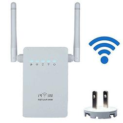 VICTONY 4-in-1 Wireless-N Mini AP/Repeater/Router/WISP,Speed