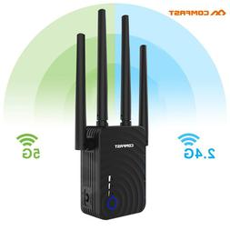 1200Mbps COMFAST CF-WR754AC Wireless WiFi <font><b>Range</b>