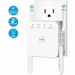 1200Mbps Networking Products WiFi Range Extender ,FiveHome 2