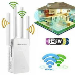 wifi range extender repeater wireless 300mbps router
