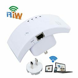 300Mbps Wifi-Repeater Wireless N Range Extender Signal Boost