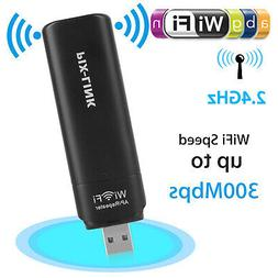 300Mbps Wirless USB WiFi Range Extender Wi-Fi Signal Repeate