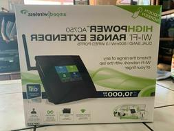 Amped Wireless High Power Touch Screen AC750 Wi-Fi Range Ext