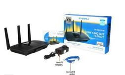 Linksys - Max-stream Ac1900 Dual-band Wireless Router With 4
