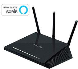 NETGEAR R6700 Nighthawk AC1750 Dual Band Smart WiFi Router,