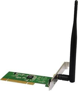 Netis WF2117 Wireless N PCI Adapter with 5dBi Antenna and Lo