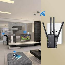 Wavlink AC1200 1200Mbps Dual Band Wireless Repeater Wifi Ran