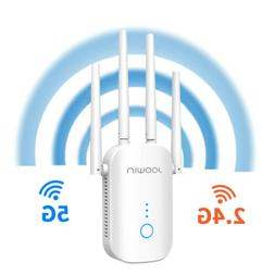 Joowin AC1200 WIFI Repeater 2.4G 5G 1200mbps Router & Wirele