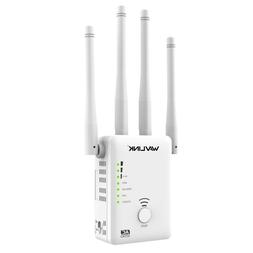 AC1200Mbps Dual Band Wifi Repeater&Router,2.4G&5G Wireless-N