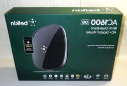 Belkin AC1900 DB WiFi Dual-Band AC+ Gigabit Router