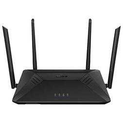 D-Link Wireless WiFi Router – Smart Dual Band – MU-MIMO