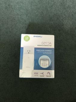 Linksys AC750 Dual-Band Wi-Fi Range Extender / Wi-Fi Booster