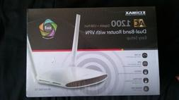 Edimax BR-6478AC V2 IEEE 802.11ac Ethernet Wireless Router M