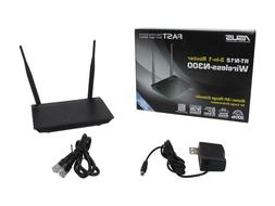 **BRAND NEW** Asus RT-N12 D1 Wireless Router - IEEE 802.11n