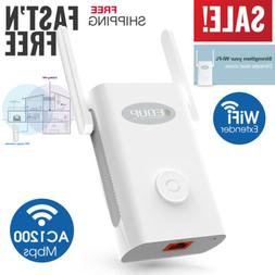 EDUP Dual Band 2.4/5GHz Wireless Repeater 802.11AC WiFi Rang