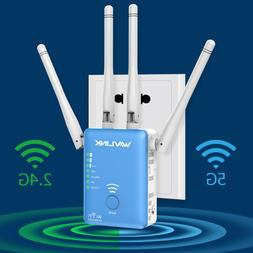 Wavlink AC1200 High Gain Dual Band Wireless Repeater&Wifi Ra