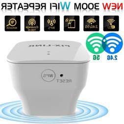 New 300Mbps Wireless Router 100M 2G/5G Coverage <font><b>WIF