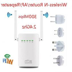Home WiFi Network Repeater Wireless Router Range Extender Si