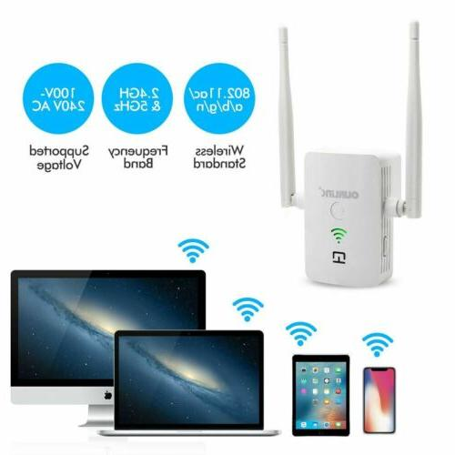 1200Mbps Extender Repeater Wireless Router Signal