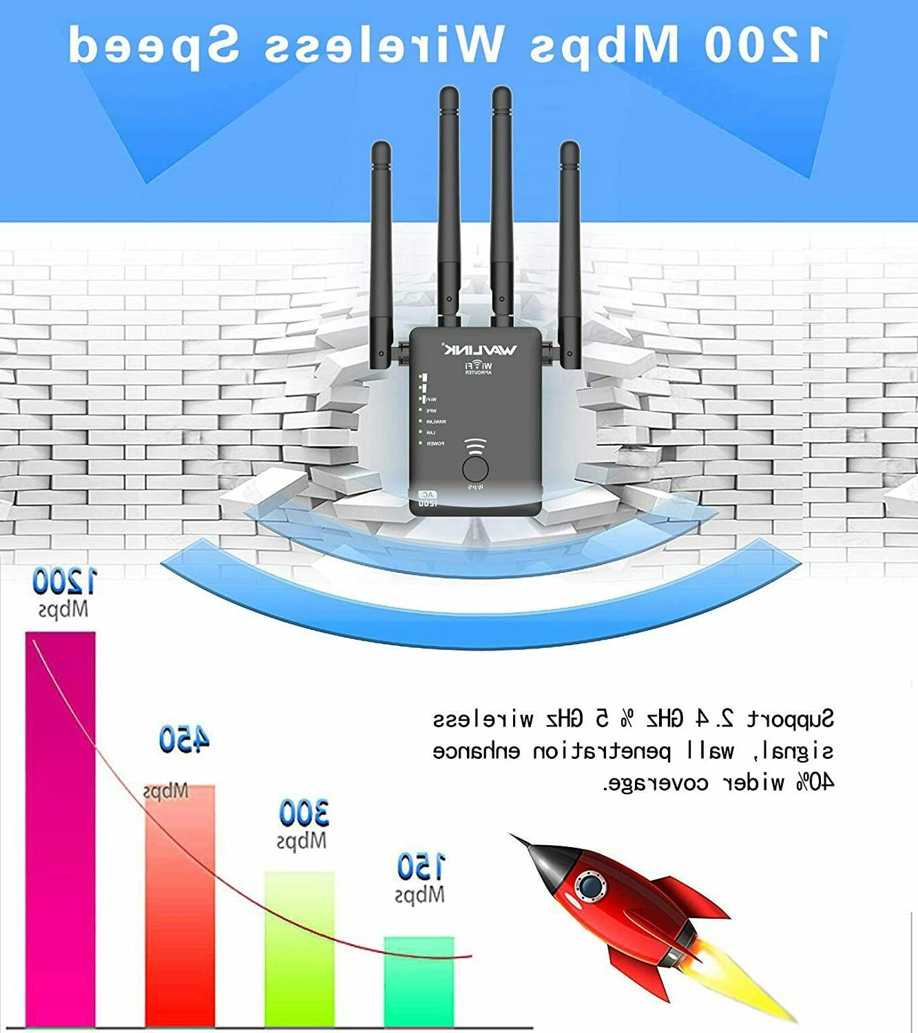 1200Mbps Wireless