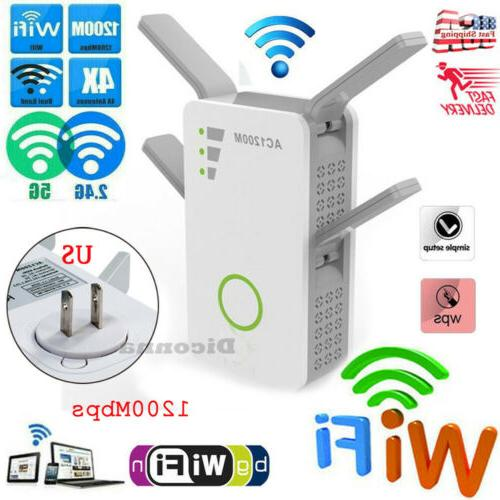 300Mbps Wifi-Repeater Wireless-N Range Extender Signal Booster AP/&Ethernet Port