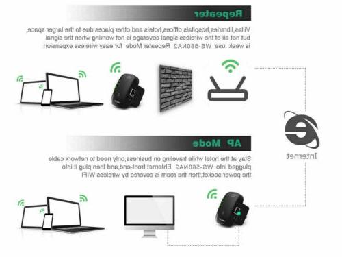 US Wifi Repeater 300Mbps