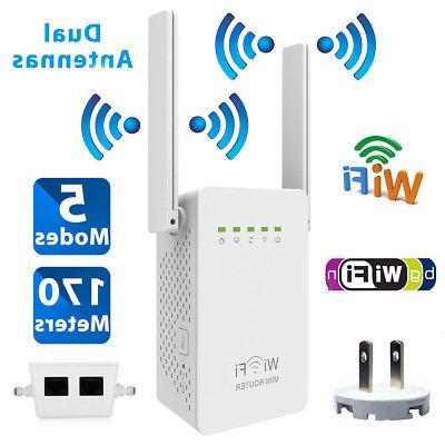 300mbps wifi repeater wireless n range extender
