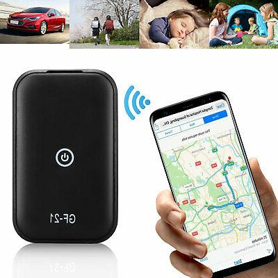 GF21 Magnetic GPS Tracker Real Tracking Car