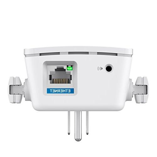 Linksys Band Range Extender / with Intelligent Spot Technology and Thru