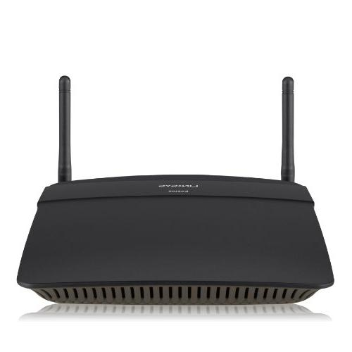 Linksys AC1200 Wi-Fi Wireless Dual-Band+ Router, Smart Wi-Fi
