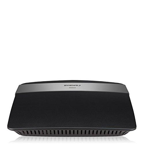 Linksys E2500  Advanced Simultaneous Dual-Band Wireless-N Ro