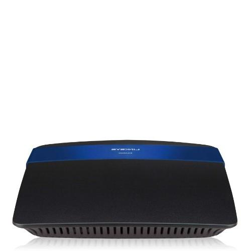 Linksys N750 Wi-Fi Wireless Dual-Band+ Router with Gigabit &