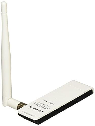 TP-Link 150Mbps High Gain Wireless USB Adapter for PC and La