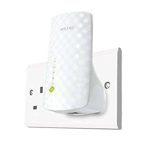 TP-Link Network RE200 AC750 WiFi Range Extender Dual Band 75