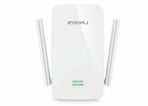 ac1200 wifi range extender re6400 ethernet hardcore
