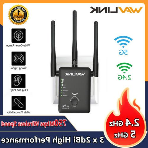 ac1200 wifi repeater 2 4g and 5g