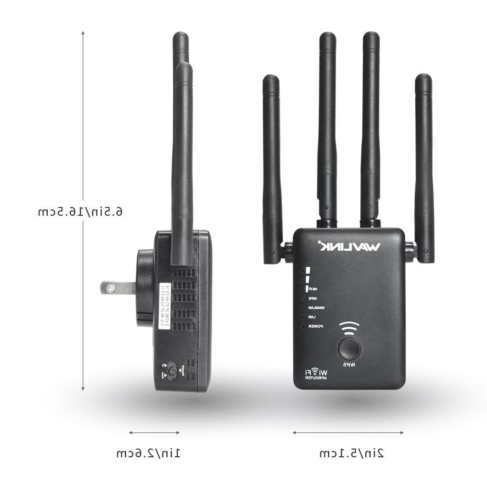 Wavlink Wifi Repeater&Router,2.4G&5G Wireless-N