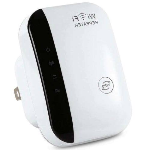 Amplifier Wi-Fi WifiBlast 300Mbps Extender Wireless