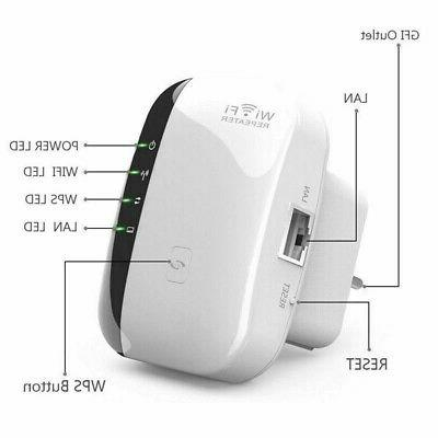 Amplifier WifiBlast 300Mbps Range Repeater Extender