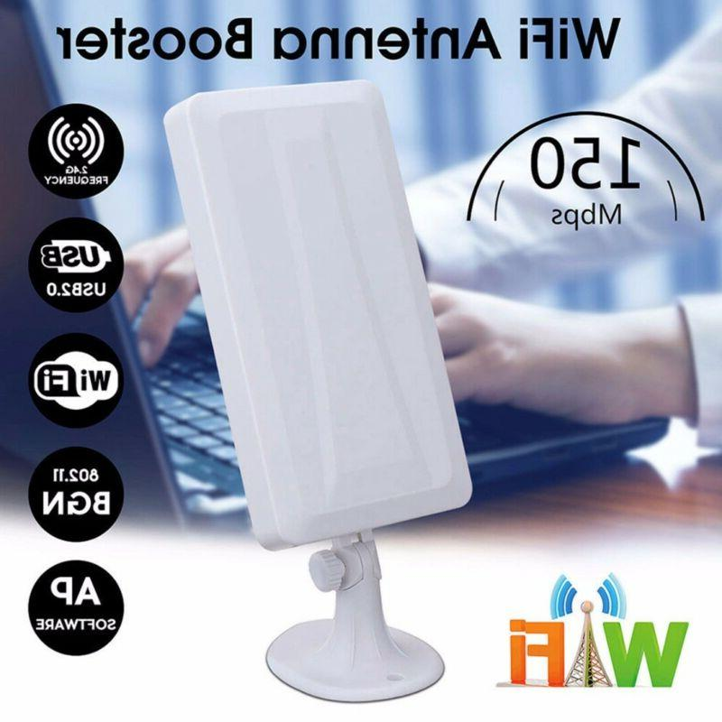 Long Range Wi-Fi Extender Wireless Outdoor Router Repeater W