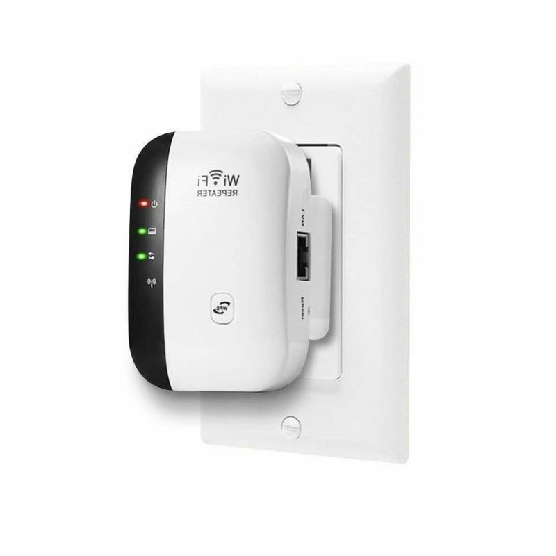 Super Boost WiFi, WiFi Range Extender   Up to 300Mbps  Repea