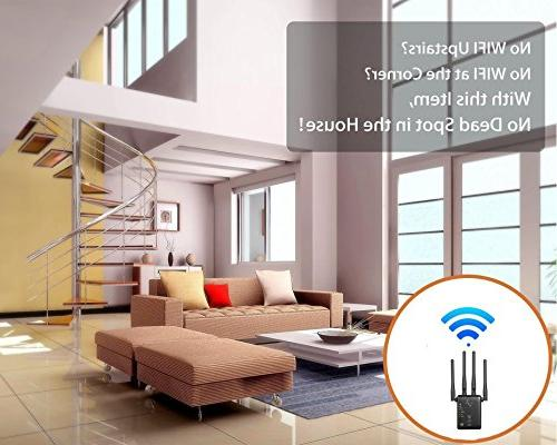 VICTONY 1200Mbps with Hign Antennas Extender for 2.4G
