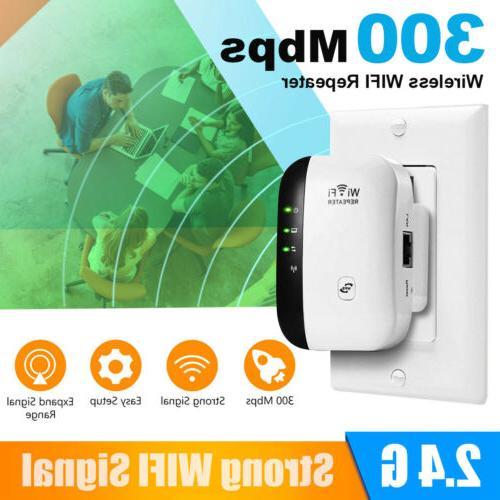 WiFi Wireless Range Extender Super Booster 300Mbps Superboos