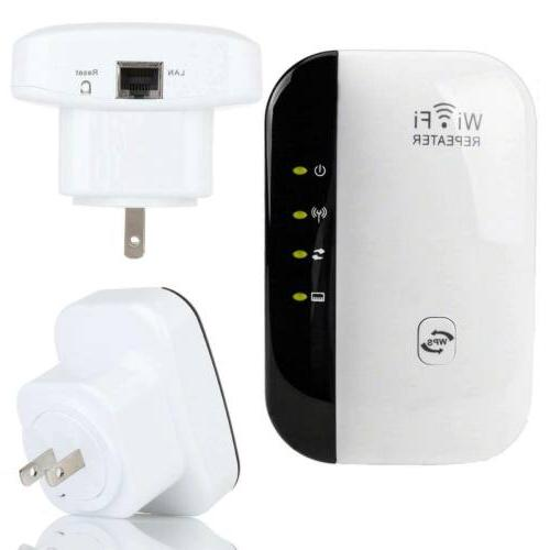 Amplifier WifiBlast 300Mbps Range Extender Wireless