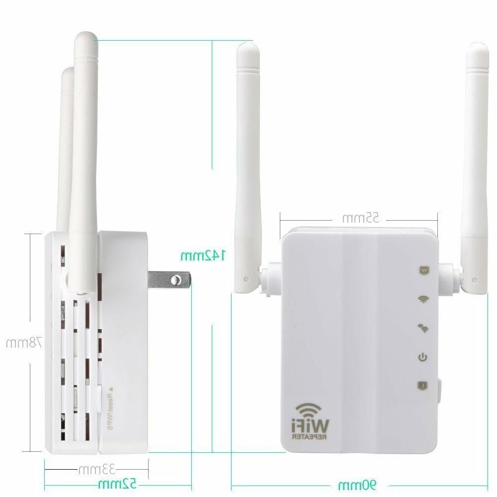 Used Range Extender,300Mbps fast Speed,Repeater/Access Point/Router