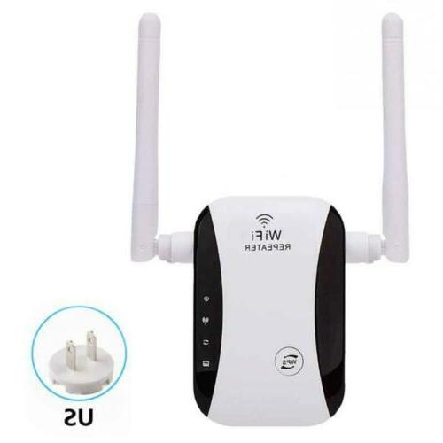 WiFi Extender to 300Mbps WiFi Signal Access