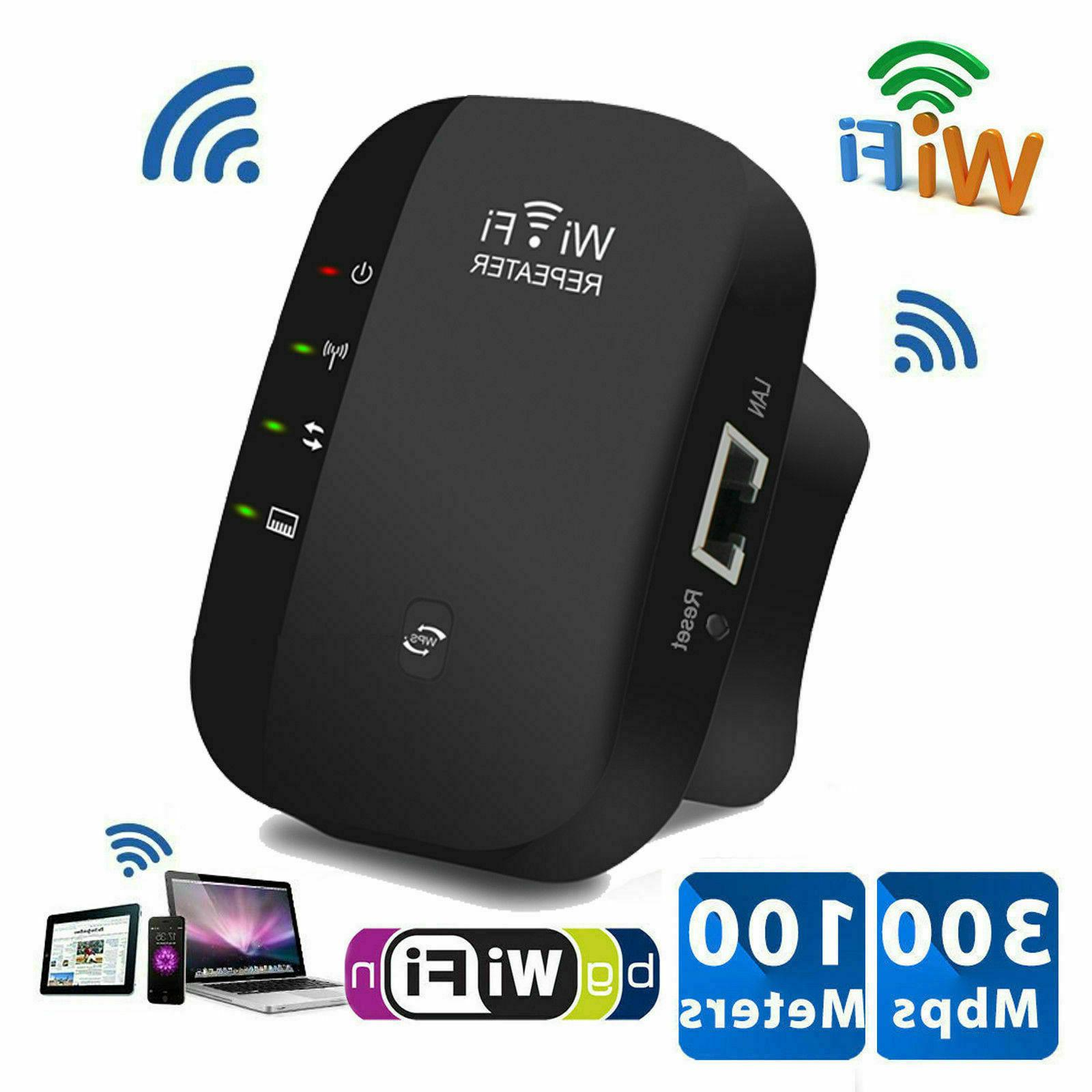 wifi repeater 300mbps wireless n 802 11