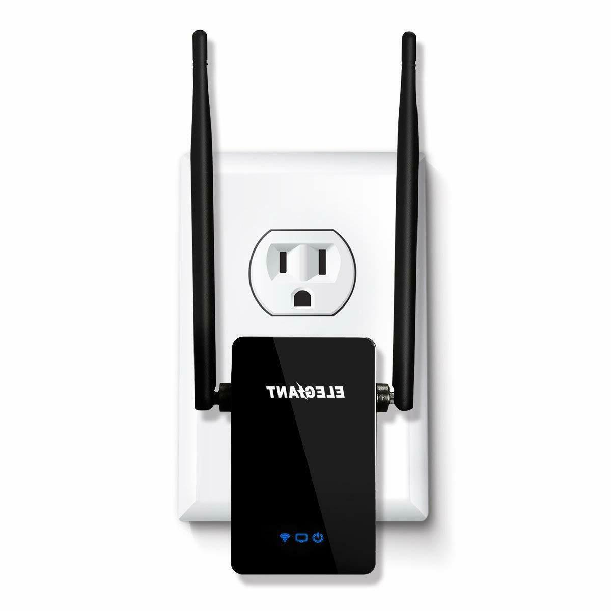 Wifi Repeater Wireless Signal Booster Extender Network Route