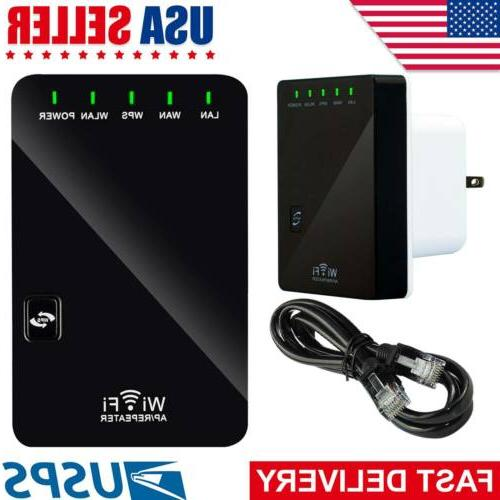 New 300Mbps Repeater Booster 2.4GHz US