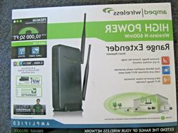 new high power wi fi smart repeater